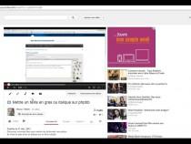 Publier 1 vidéo YouTube sur un forum phpbb