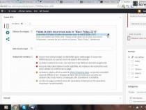 Utiliser Yoast Seo depuis la mise à jour de novembre 2015
